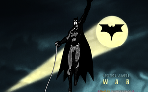 JUSTICE LEAGUE: WAR: BATMAN by CSuk-1T