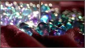 Glitter in the Air by Lady-Sabrielle