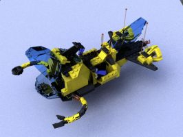 LEGO series 3 model.no.  6175 by zipper