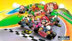 Super Mario Kart by NEO-Musume