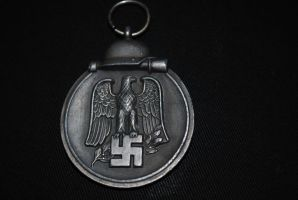 WWII SS Medal by Petrichoriam