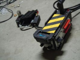 Ghostbusters Ghost Trap and Pedal 100% Complete by ritter99