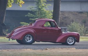 Pure hot rod! by finhead4ever