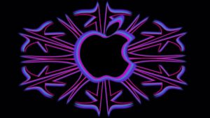 Multicolor Apple by yrod1980