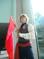Les Miserables Cosplay: Enjolras by PsybellaLoner