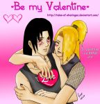 ItaDei : BE MY VALENTINE by Tales-of-sharingan
