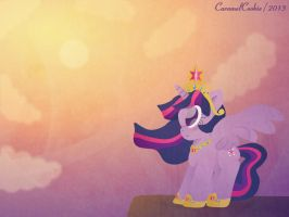 Princess Twilight by CaramelCookie