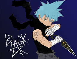 .:Black Star:. by GreedXIII
