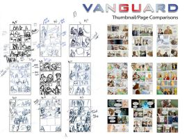 Vanguard - Thumbs to Pages by MrHades