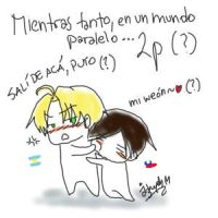 2p Argentina x Chile by izhyoh