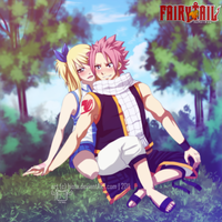 Fairy Tail:our day of calmness by mintwinter
