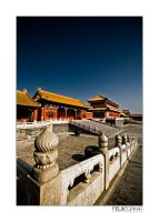 The Forbidden City by FelixTo