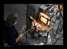 the glass maker by Raymate
