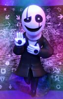 W.D. Gaster by Guuchama