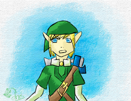 Link :O by totodos