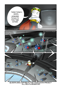 Candleman Page 26 by andystudio29
