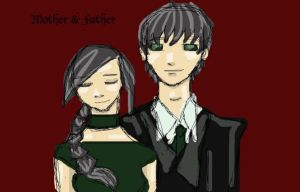 Father and mother by l-Ataraxia-l