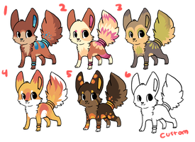 RingedDog POINT Adopts by Magicpawed