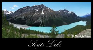 Peyto Lake by GoTcHaSuCcA
