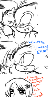 ::short sonic comic:: The Truth About Elise by WendySakana