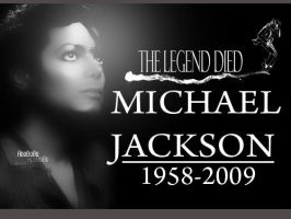 Michael Jackson-The Legend by Ado0o0o