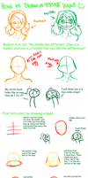 Turtle Head Tutorial by musable