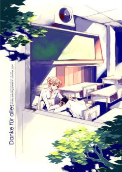 Ouran: Danke fur alles by mixed-blessing
