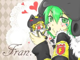 fran_loving 2 by bcatbcat