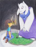 Undertale: are you hurt, my child by dp360