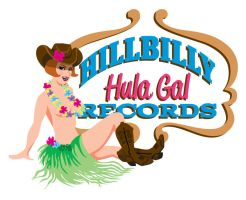 Hillbilly Hula Gal Records by QuicheLoraine