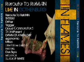 Reoute to Remain Live Album B by Scanders411