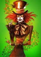 Mad Hatter by analmouse