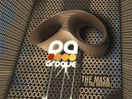 "The Mask ""dagroove"" by minimalminds"