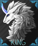 [Eclaireurs] King portrait by Lord-Kiviniik