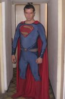 Man of Steel Costume by Kryptoniano
