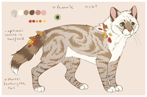 custom for wildfire-cat by fringedfox