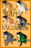 HAPPY HALLOWEEN by Terryburr