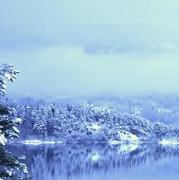 A Blue Moment by HegeKristin25