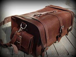 Weekender Bag by The-Beast-Man