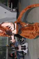 Satyr from World of Warcraft 1 by MadcatDrannon