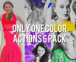 +Only one color actions. by ILoveMustache