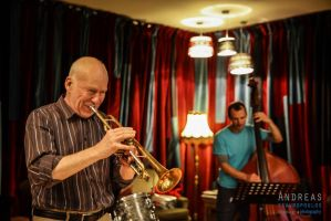 The Jazz band by AndreasStavropoulos