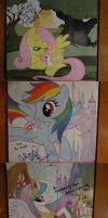 BroNYCon Swag Part Two: Autographs! by ReuelDreamseer