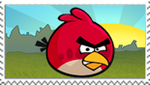Angry Birds Stamp by THX1085