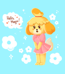 Isabelle by squithulu
