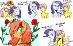 Rarity's Makeover by Coin-Trip39