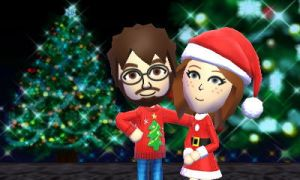 GWizard and Valeria Christmas 2014 picture by GWizard777