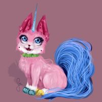Unikitty by Saoiirse
