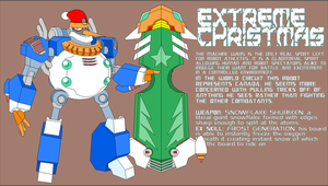 Extreme Christmas by Tyrranux