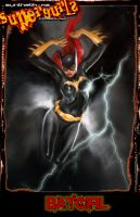 BATGIRL: LIGHTNING STRIKES by synthetikxs
